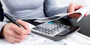 как рассчитать налог на имущество организаций
