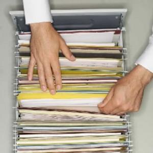 ответственность за хранение документов