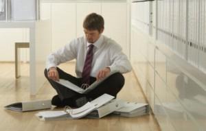 Хранение первичных документов
