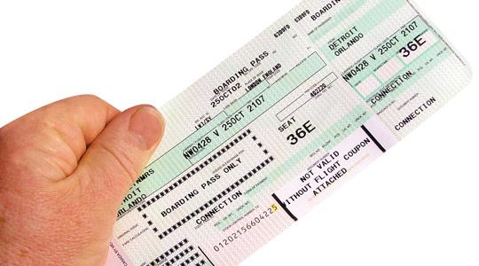 учет электронных билетов