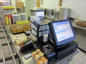 Учет питания сотрудников